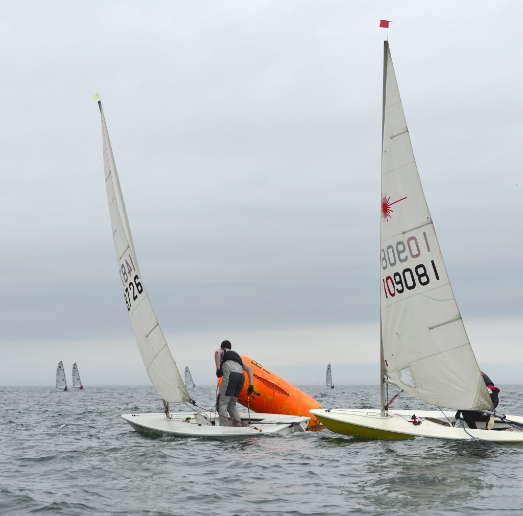 Tynemouth Sailing Club Regatta and Solution Nationals 2014 (264)