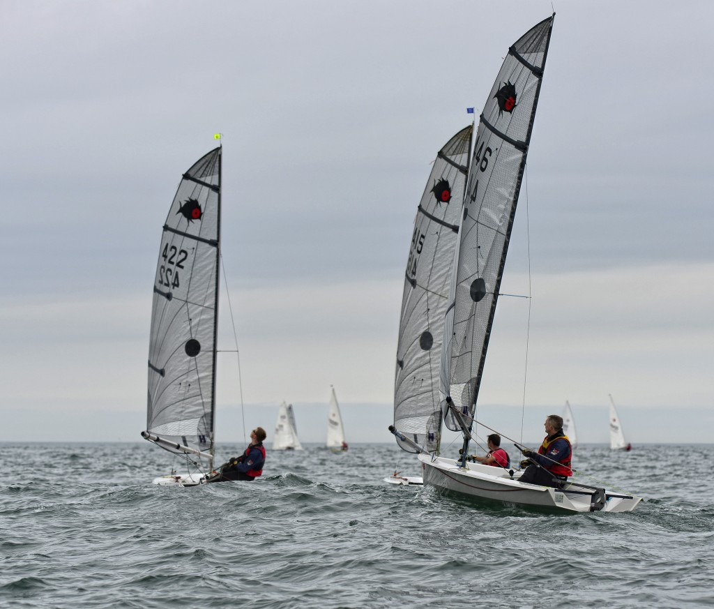 Tynemouth Sailing Club Regatta and Solution Nationals 2014 (28)