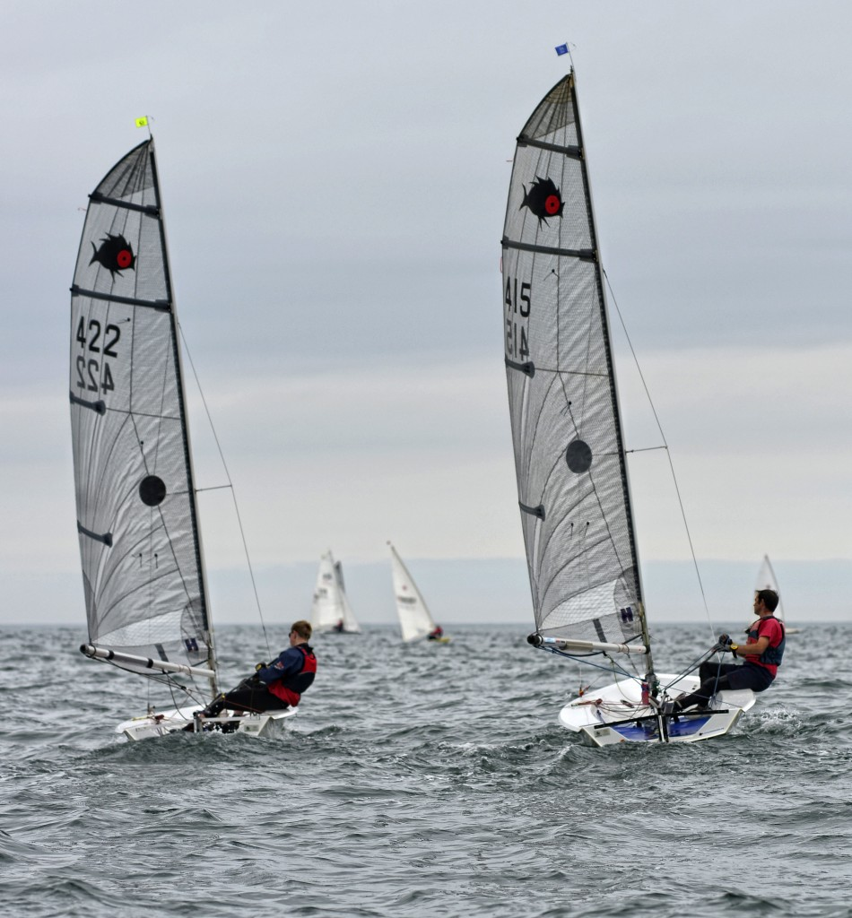 Tynemouth Sailing Club Regatta and Solution Nationals 2014 (29)