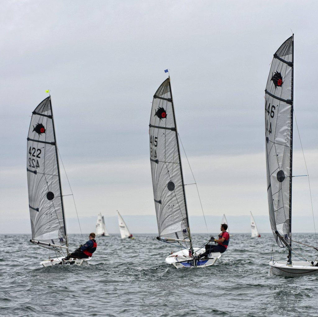 Tynemouth Sailing Club Regatta and Solution Nationals 2014 (30)