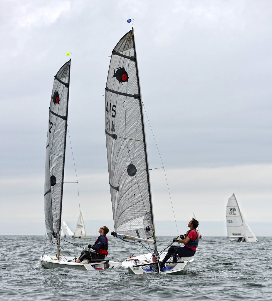 Tynemouth Sailing Club Regatta and Solution Nationals 2014 (31)