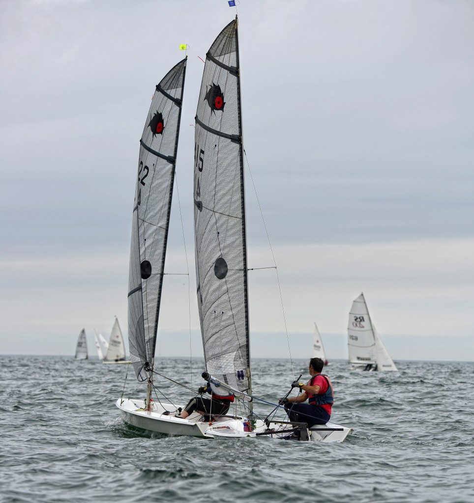 Tynemouth Sailing Club Regatta and Solution Nationals 2014 (33)
