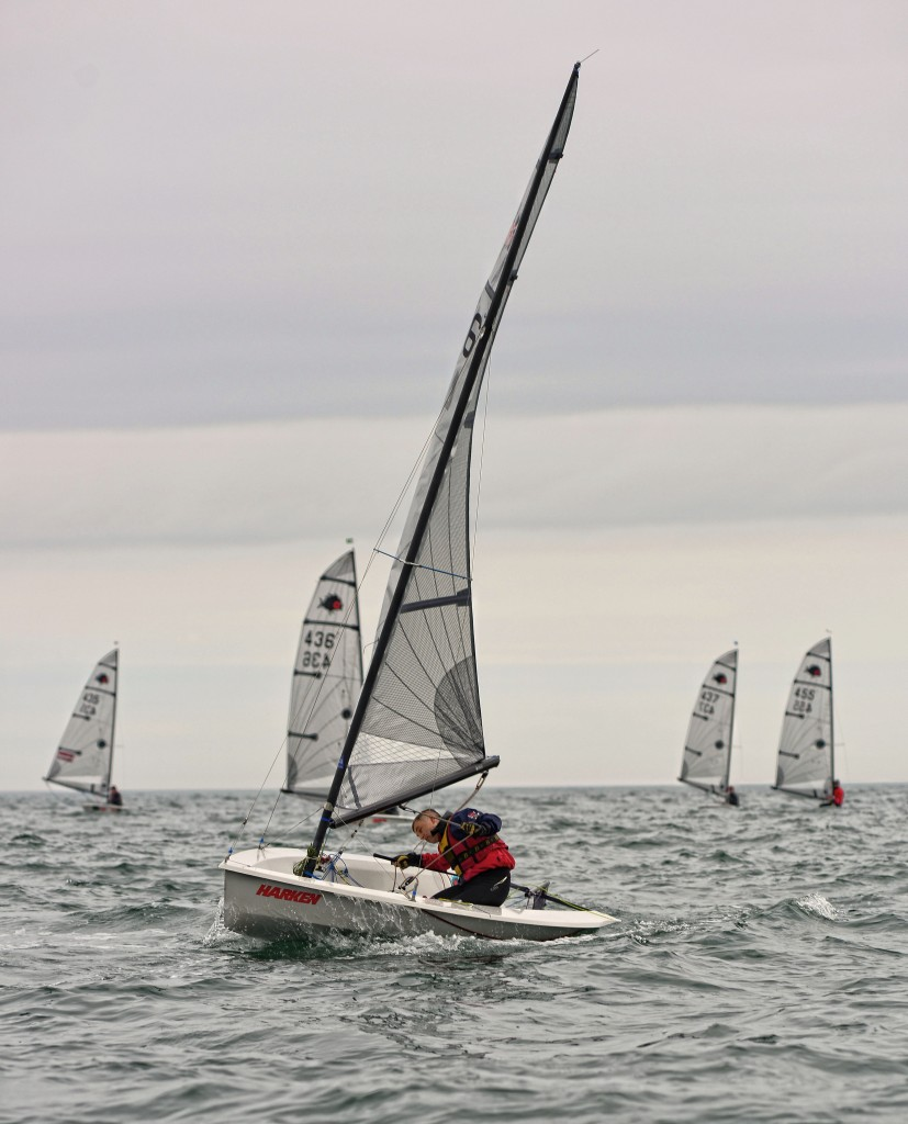 Tynemouth Sailing Club Regatta and Solution Nationals 2014 (35)