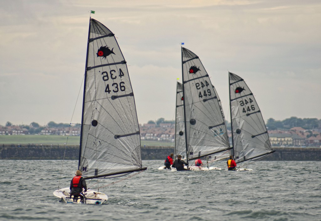 Tynemouth Sailing Club Regatta and Solution Nationals 2014 (36)
