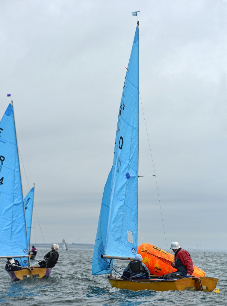 Tynemouth Sailing Club Regatta and Solution Nationals 2014 (4)