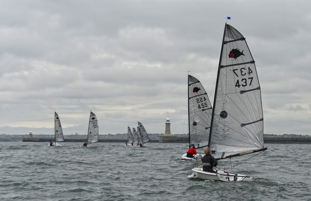 Tynemouth Sailing Club Regatta and Solution Nationals 2014 (41)