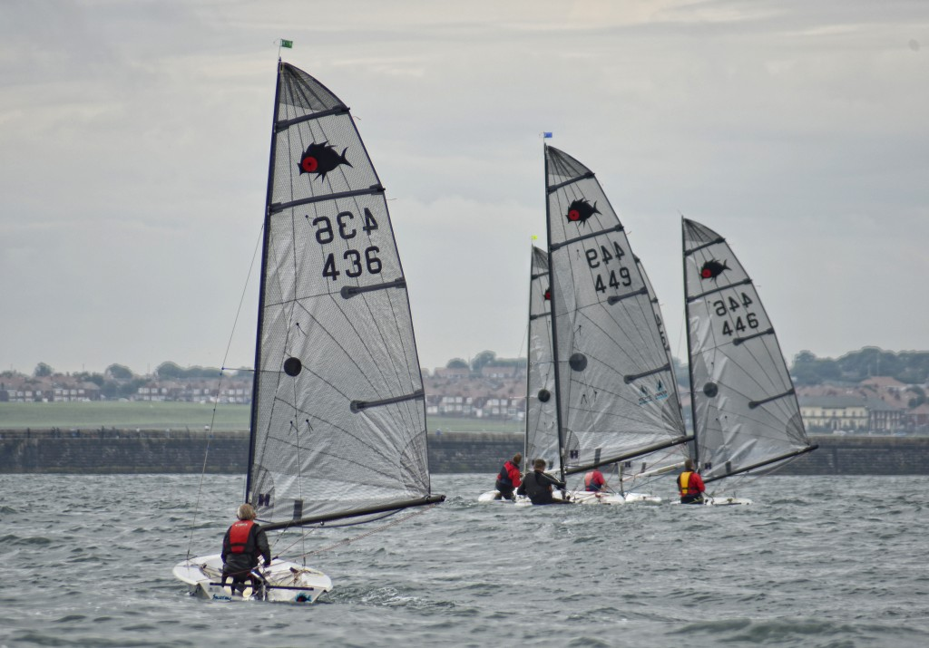 Tynemouth Sailing Club Regatta and Solution Nationals 2014 (42)