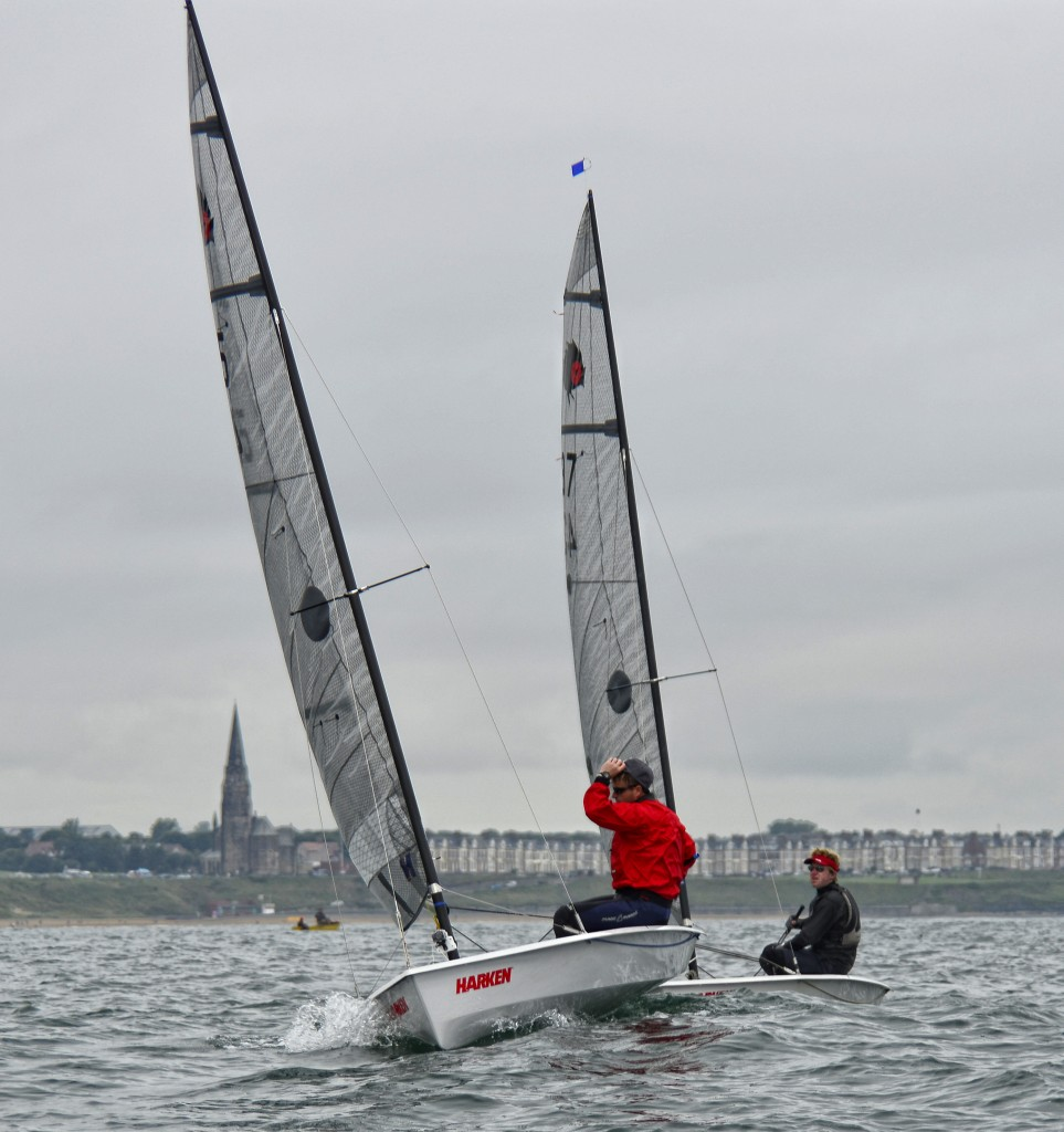 Tynemouth Sailing Club Regatta and Solution Nationals 2014 (44)