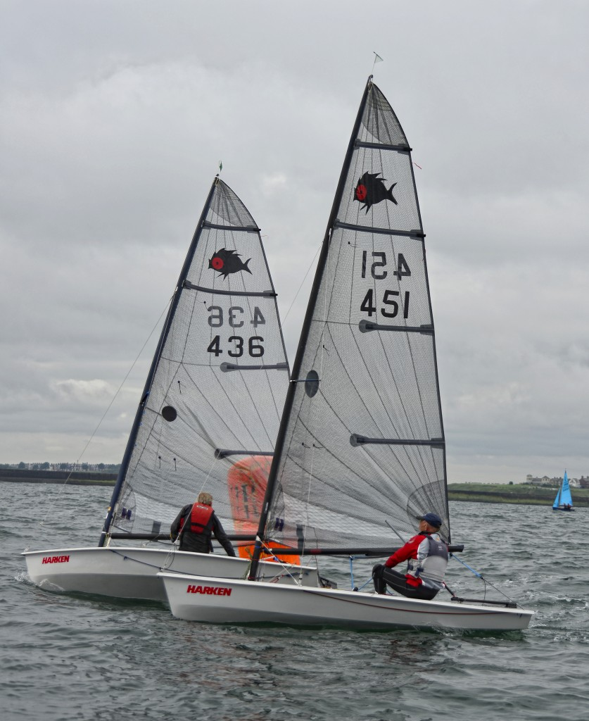 Tynemouth Sailing Club Regatta and Solution Nationals 2014 (45)