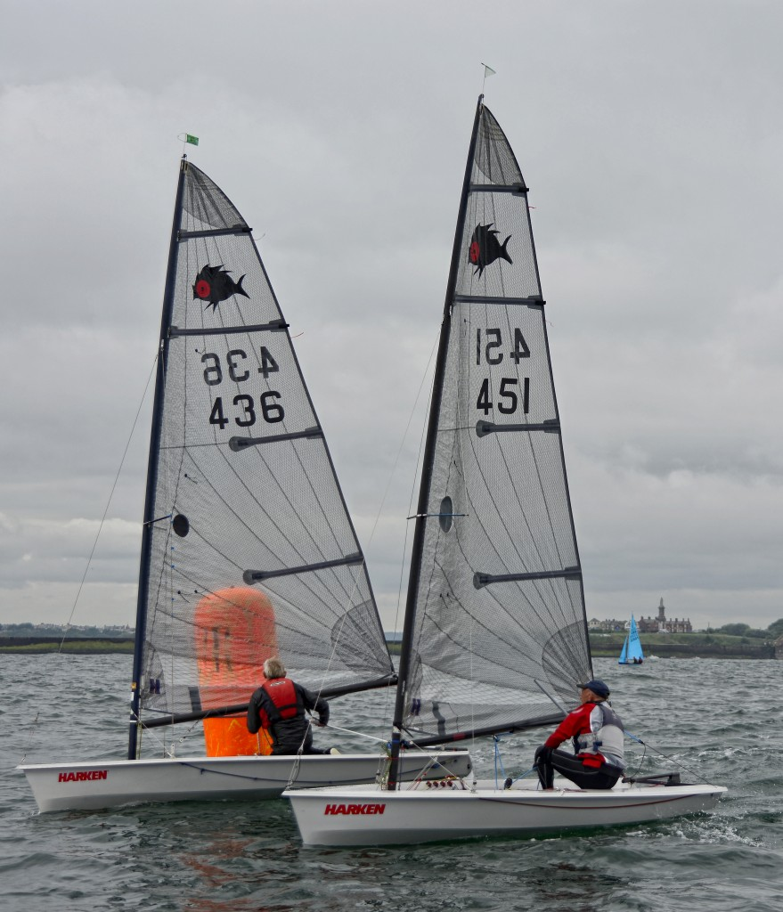 Tynemouth Sailing Club Regatta and Solution Nationals 2014 (47)