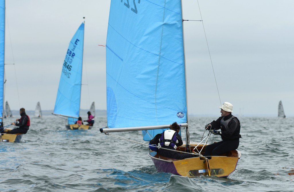 Tynemouth Sailing Club Regatta and Solution Nationals 2014 (5)