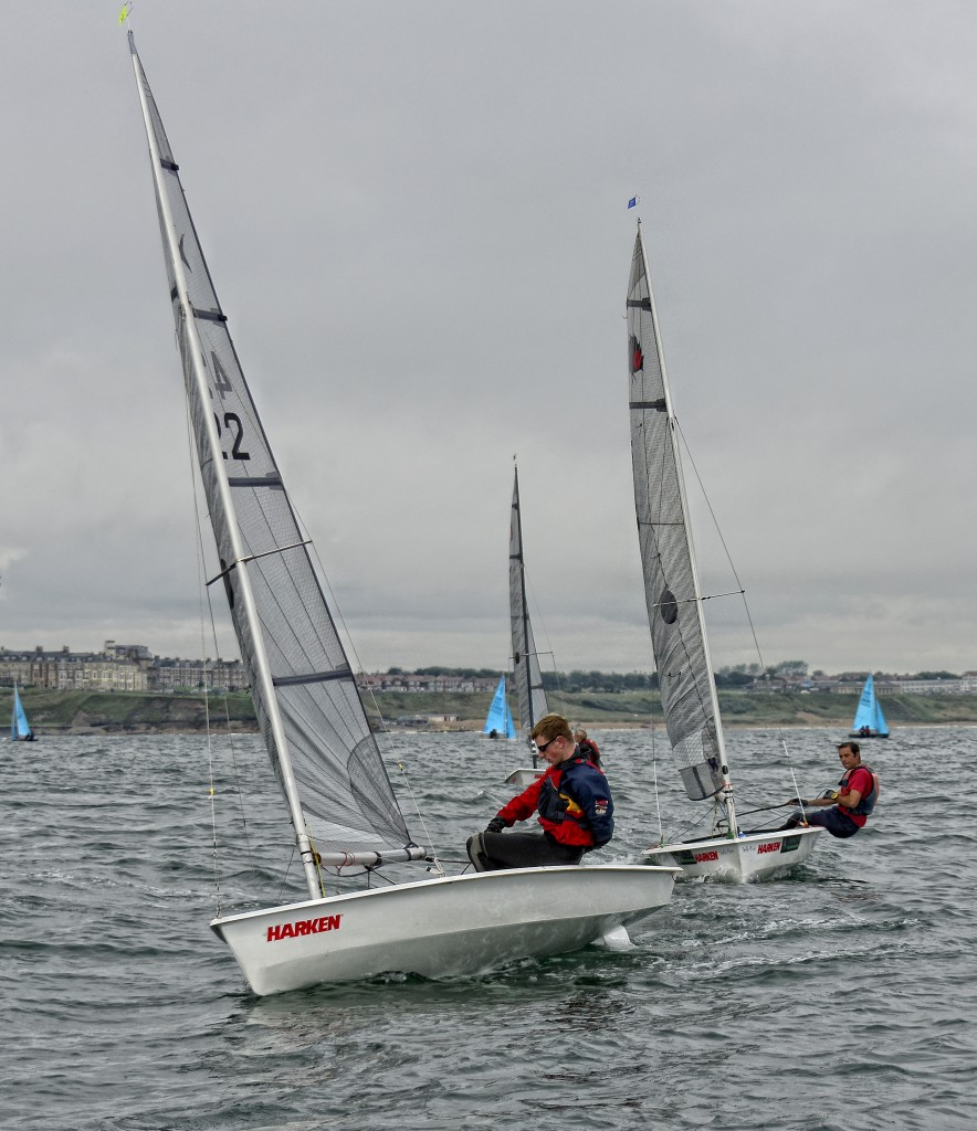 Tynemouth Sailing Club Regatta and Solution Nationals 2014 (55)