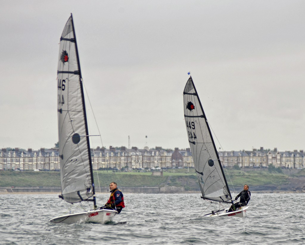 Tynemouth Sailing Club Regatta and Solution Nationals 2014 (62)
