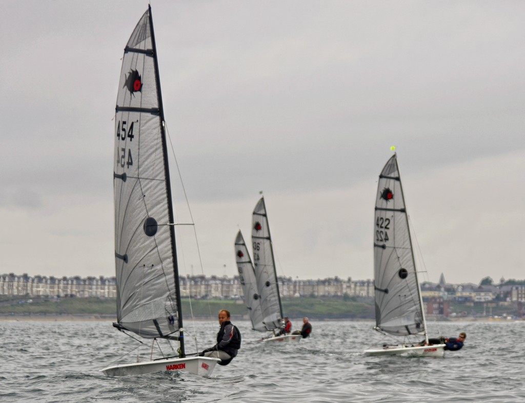 Tynemouth Sailing Club Regatta and Solution Nationals 2014 (65)