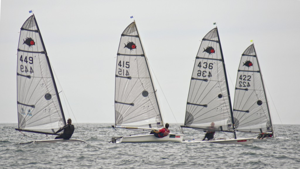 Tynemouth Sailing Club Regatta and Solution Nationals 2014 (67)