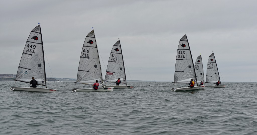 Tynemouth Sailing Club Regatta and Solution Nationals 2014 (70)
