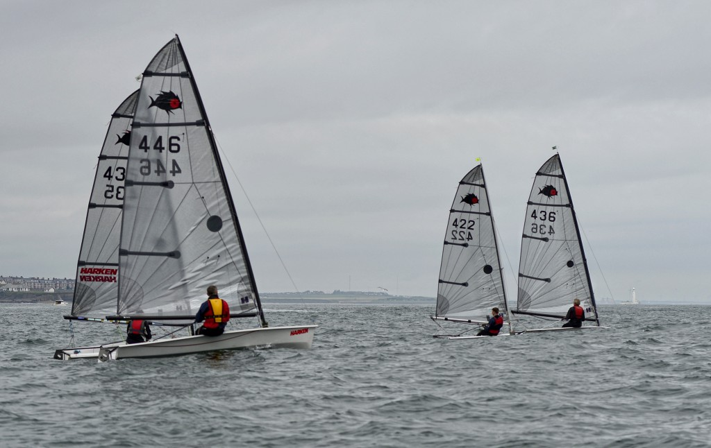 Tynemouth Sailing Club Regatta and Solution Nationals 2014 (71)