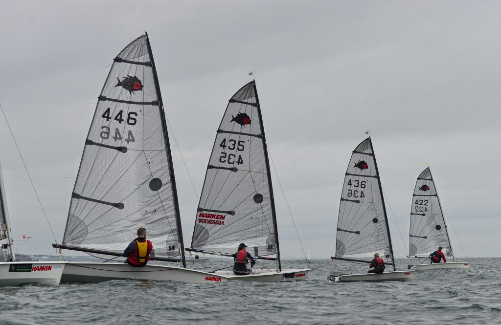 Tynemouth Sailing Club Regatta and Solution Nationals 2014 (72)
