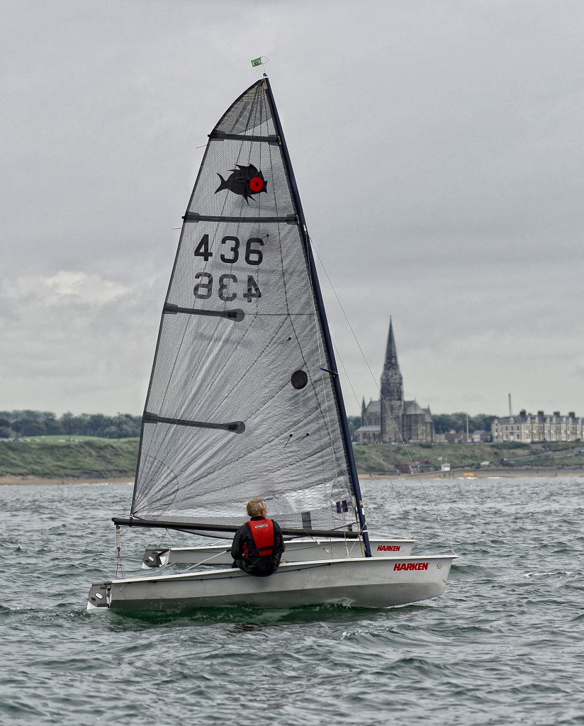 Tynemouth Sailing Club Regatta and Solution Nationals 2014 (77)