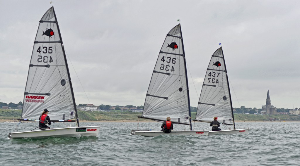 Tynemouth Sailing Club Regatta and Solution Nationals 2014 (78)
