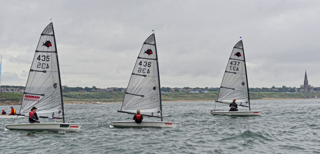 Tynemouth Sailing Club Regatta and Solution Nationals 2014 (79)