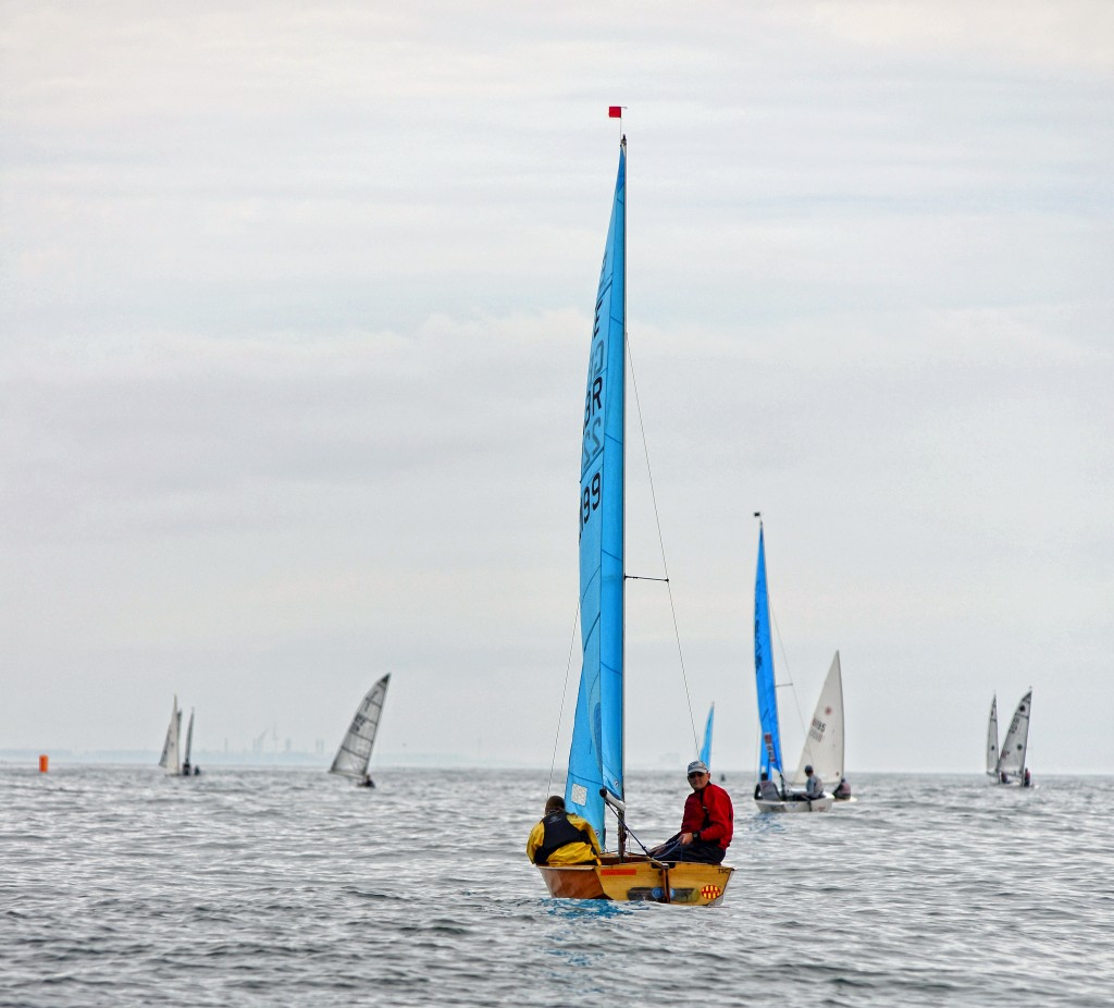Tynemouth Sailing Club Regatta and Solution Nationals 2014 (88)