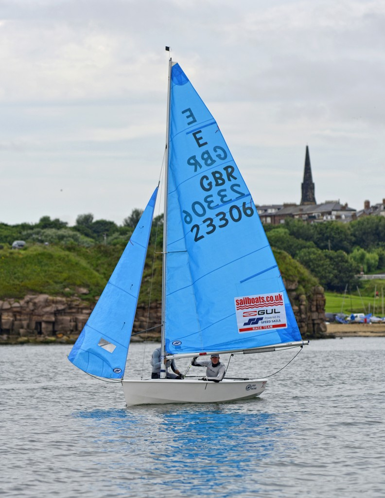 Tynemouth Sailing Club Regatta and Solution Nationals 2014 (90)