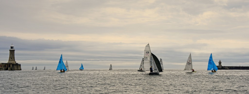 Tynemouth Sailing Club Regatta and Solution Nationals 2014 (91)