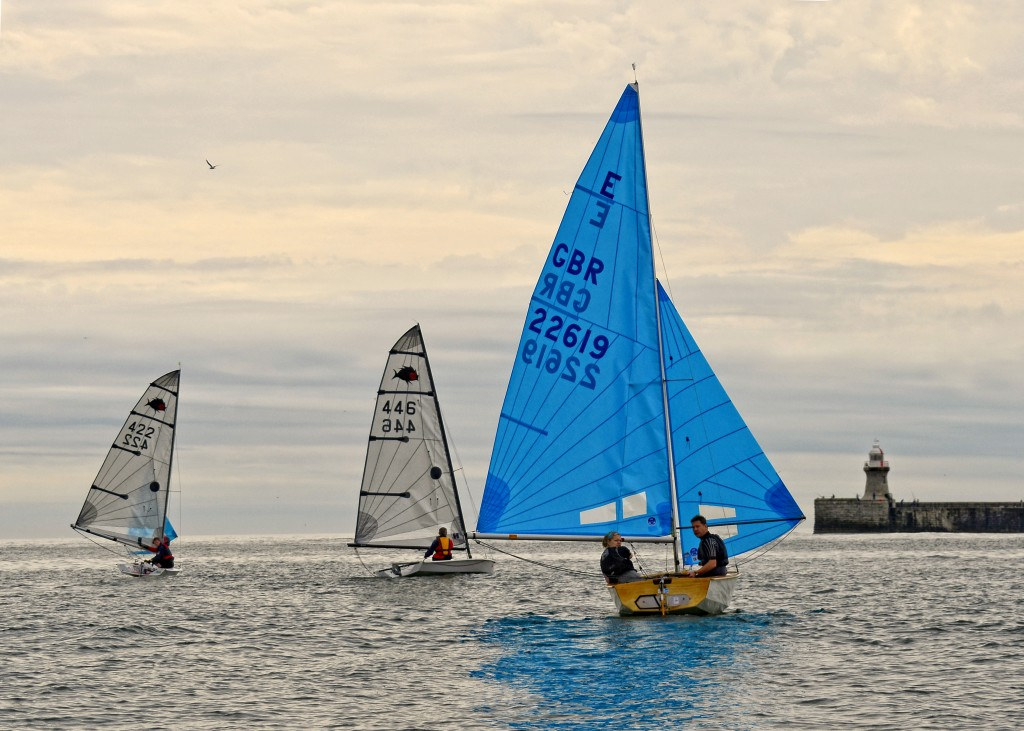 Tynemouth Sailing Club Regatta and Solution Nationals 2014 (92)