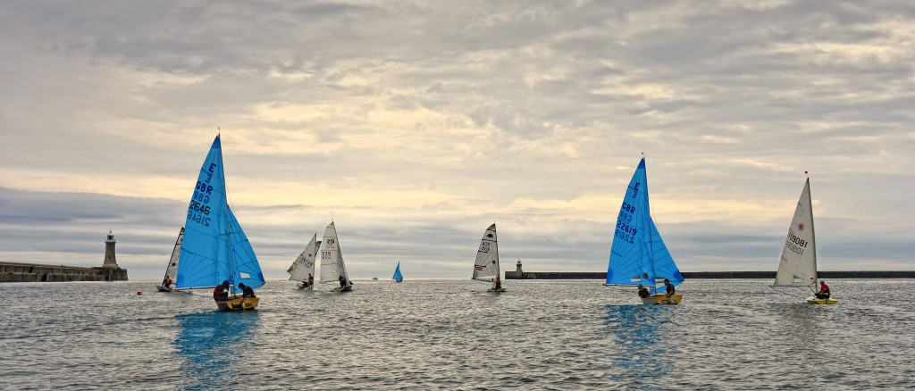 Tynemouth Sailing Club Regatta and Solution Nationals 2014 (93)