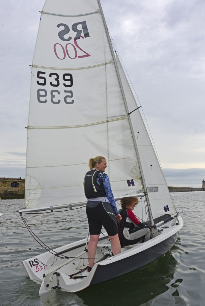 Tynemouth Sailing Club Regatta and Solution Nationals 2014 (94)