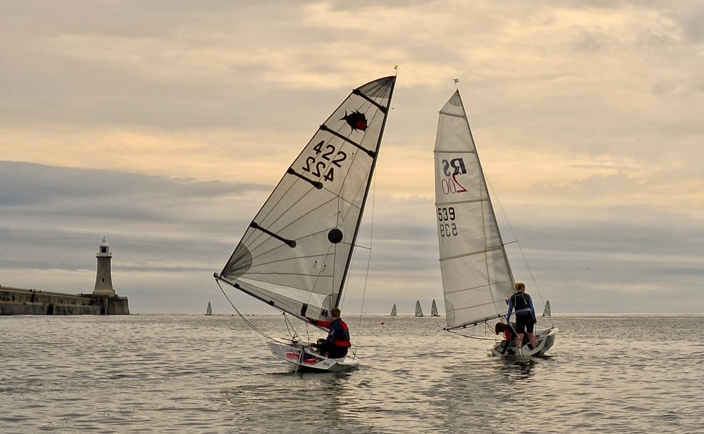 Tynemouth Sailing Club Regatta and Solution Nationals 2014 (95)