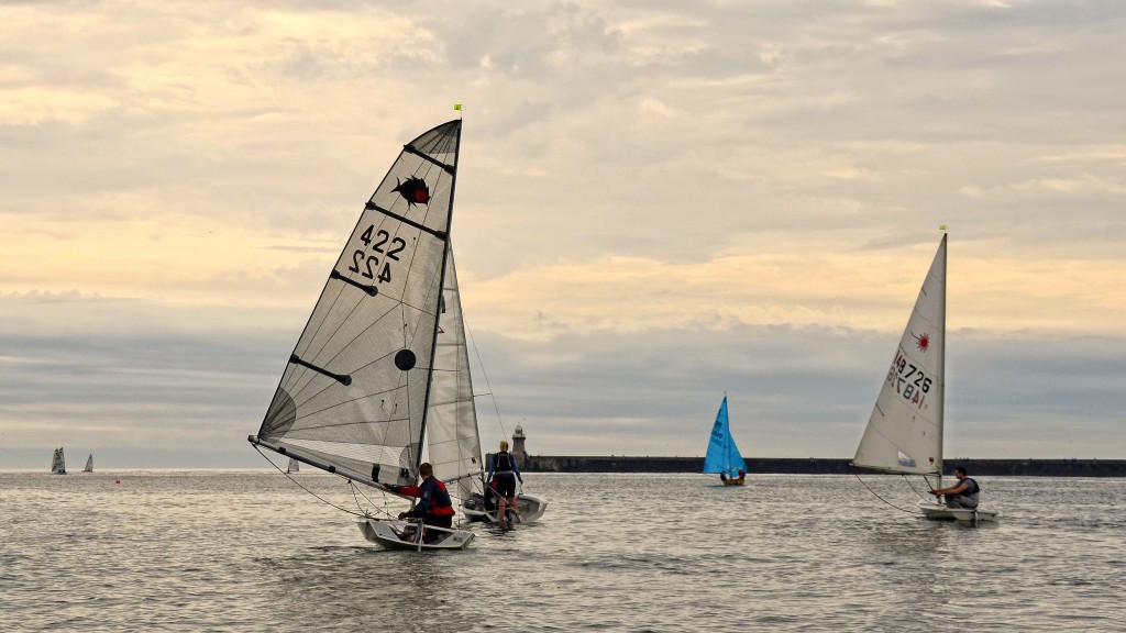 Tynemouth Sailing Club Regatta and Solution Nationals 2014 (96)