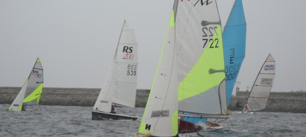 learn to sail at tynemouth